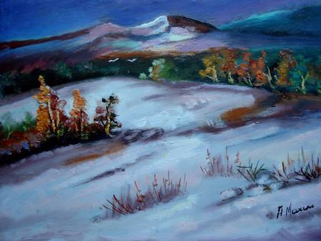 Picturi cu peisaje Peisaj28