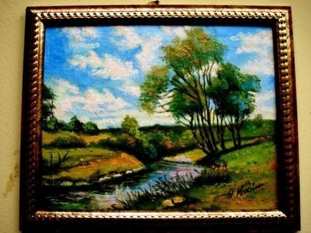 Picturi cu peisaje Toamna2