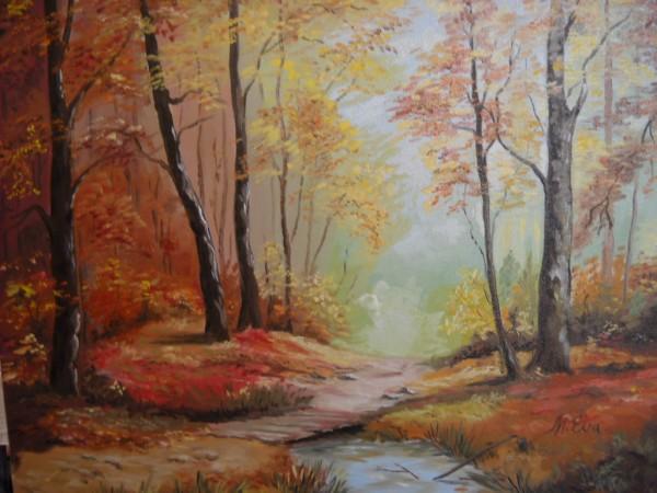 Picturi cu peisaje Ulei pe panza
