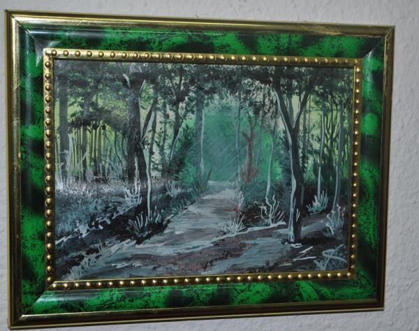 Picturi cu peisaje Codru