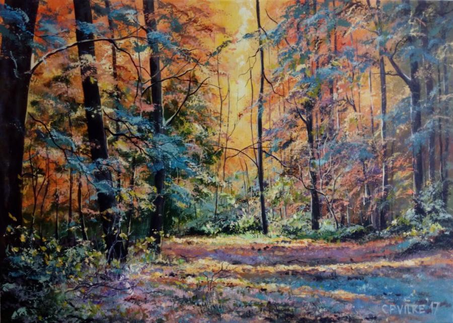 Picturi cu peisaje Fosnet