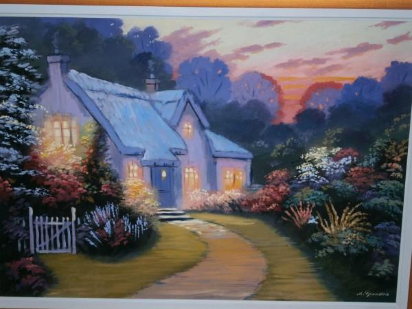 Picturi cu peisaje Inserare