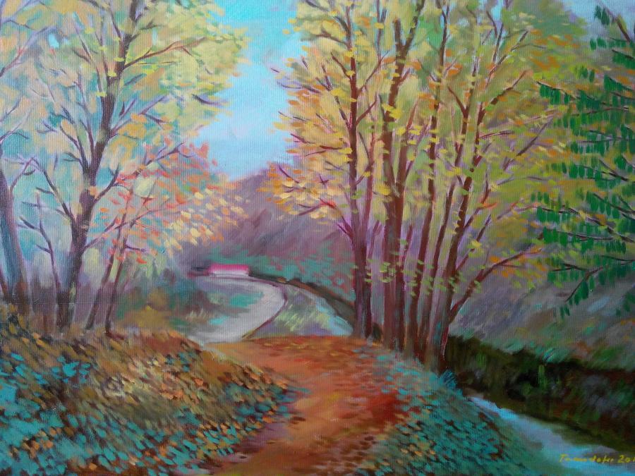 Picturi cu peisaje Olanesti