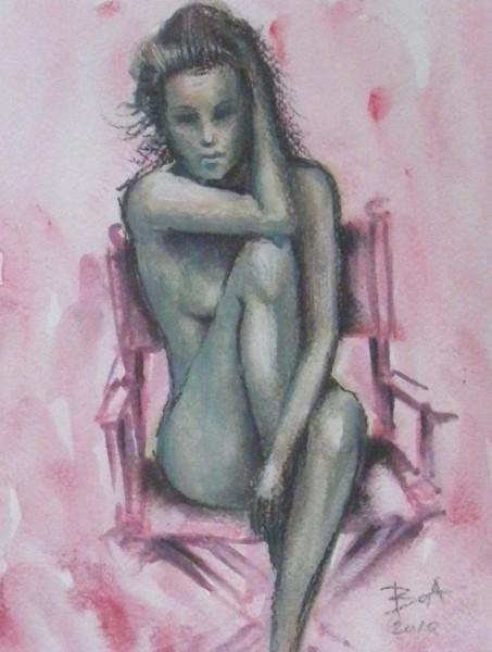 Picturi cu potrete/nuduri Nud 12