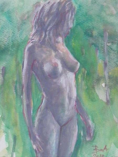 Picturi cu potrete/nuduri Nud 15