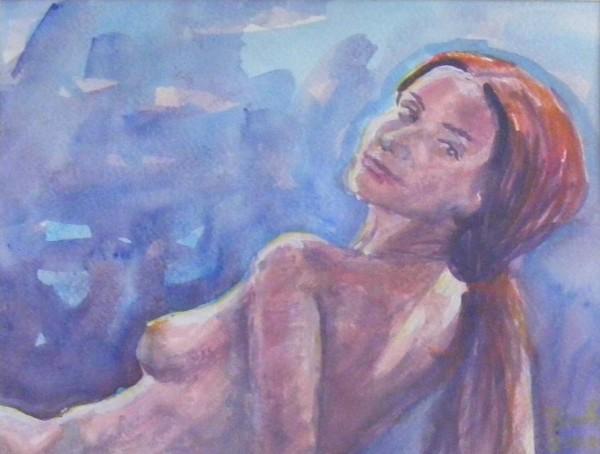 Picturi cu potrete/nuduri Nud 18
