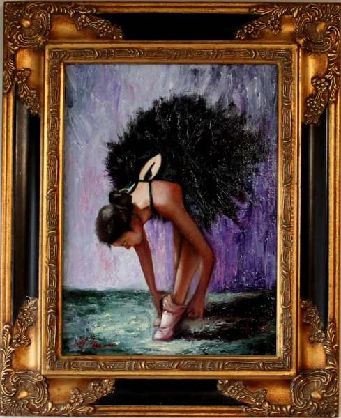 Picturi cu potrete/nuduri Balerina 15