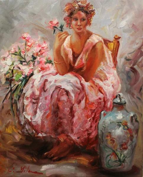 Picturi cu potrete/nuduri Florareasa 2