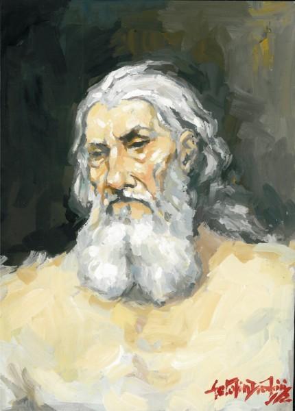 Picturi cu potrete/nuduri Patriarh