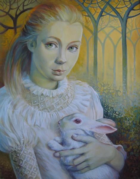 Picturi cu potrete/nuduri Alice