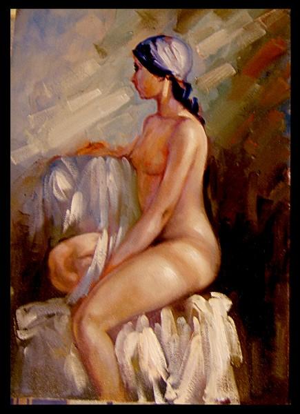 Picturi cu potrete/nuduri Nud 2