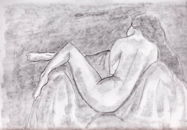 Picturi cu potrete/nuduri Nud celebru