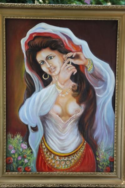 Picturi cu potrete/nuduri Vis128