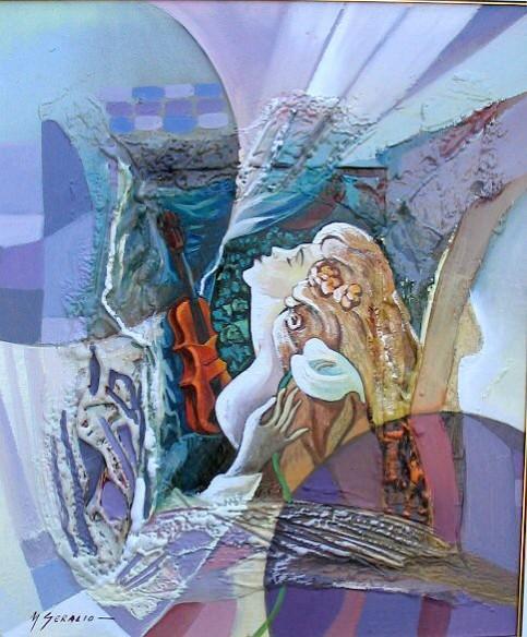 Picturi cu potrete/nuduri Unicitatea expresiei ------5