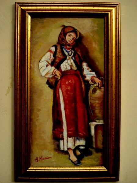 Picturi cu potrete/nuduri Tarancuta3