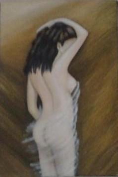 Picturi cu potrete/nuduri Valul