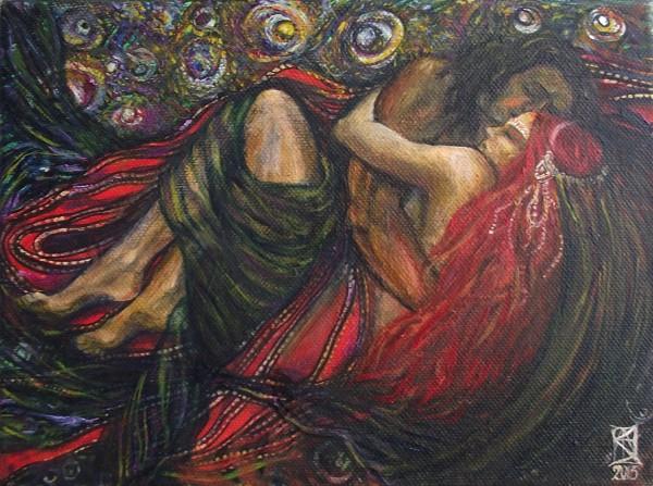 Picturi cu potrete/nuduri Tenderness