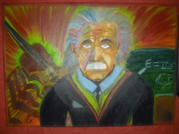 Picturi cu potrete/nuduri Science