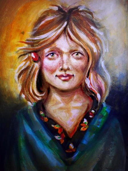 Picturi cu potrete/nuduri Shasa