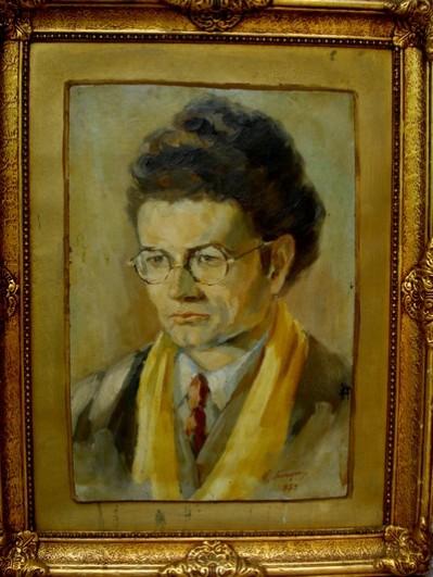 Picturi cu potrete/nuduri Portret maxim aurel
