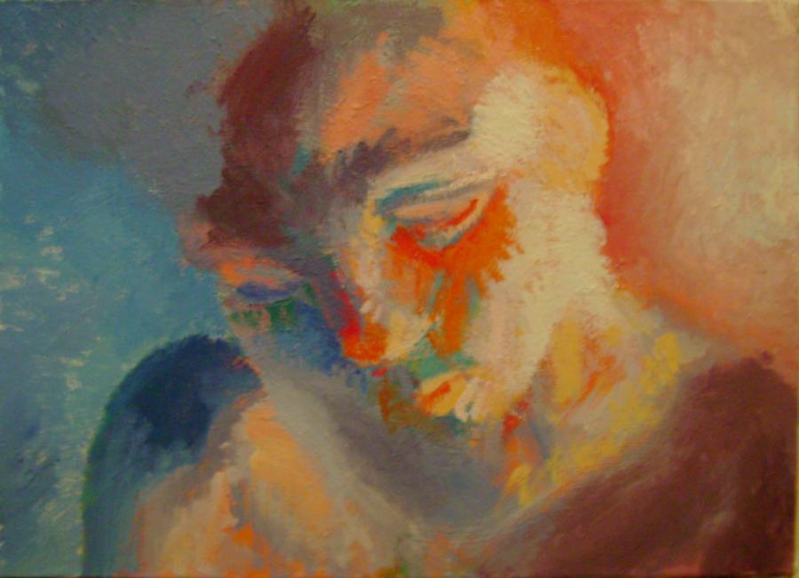 Picturi cu potrete/nuduri portret de inger