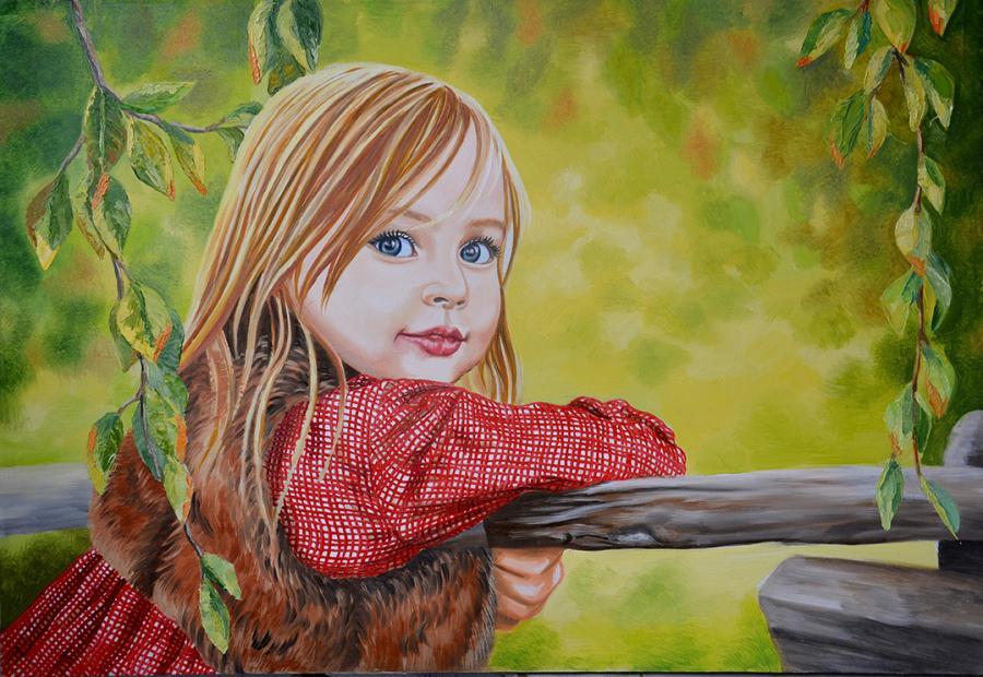 Picturi cu potrete/nuduri Nastea