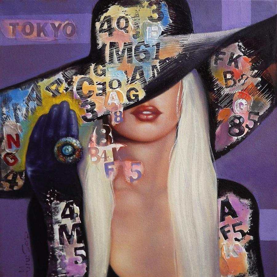 Picturi cu potrete/nuduri at tokyo