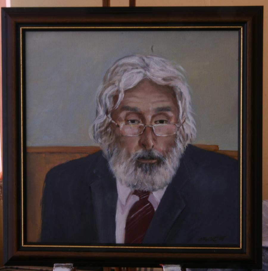 Picturi cu potrete/nuduri Portret 007