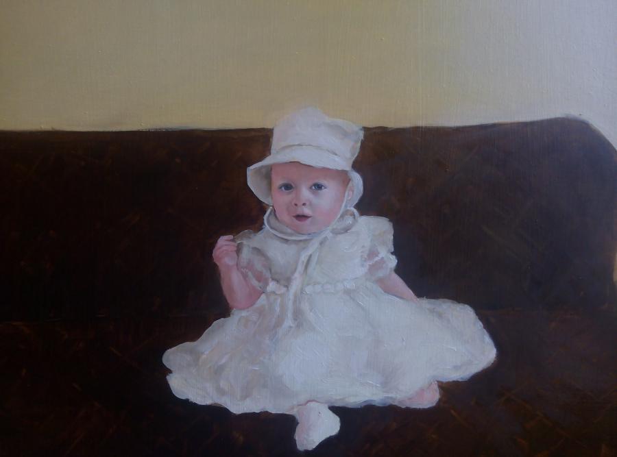 Picturi cu potrete/nuduri Princess Teo