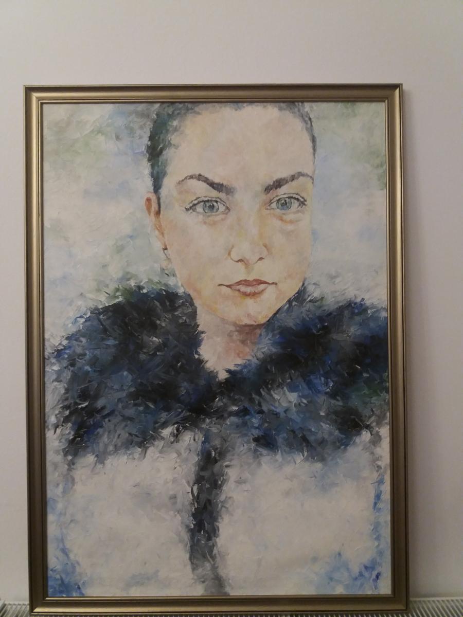 Picturi cu potrete/nuduri LAVI 3