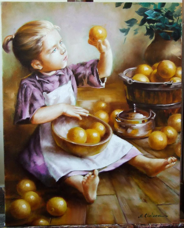 Picturi cu potrete/nuduri control de calitate