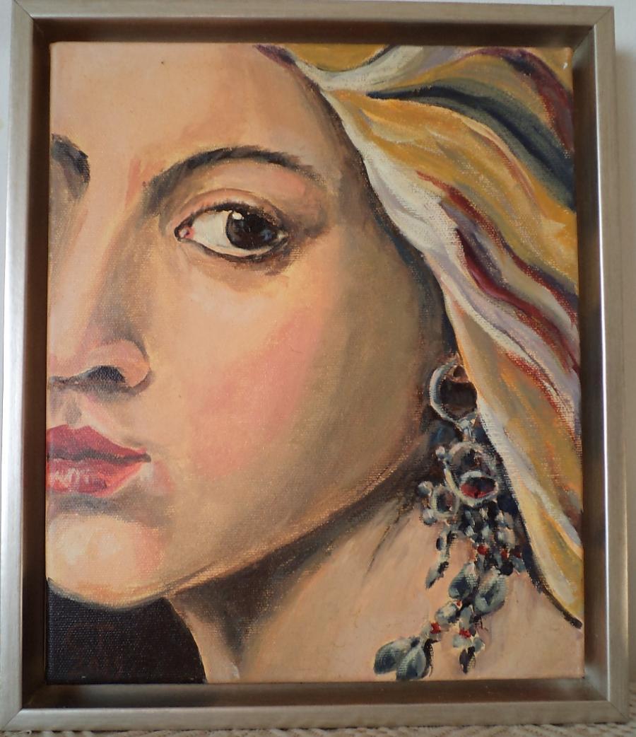 Picturi cu potrete/nuduri O privire