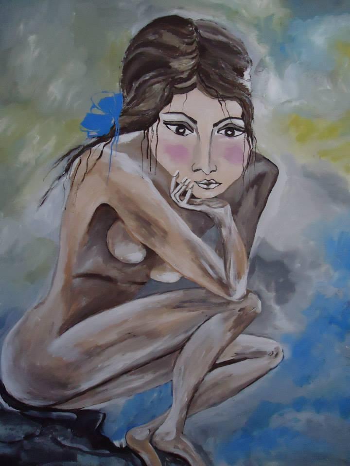 Picturi cu potrete/nuduri cod 0066