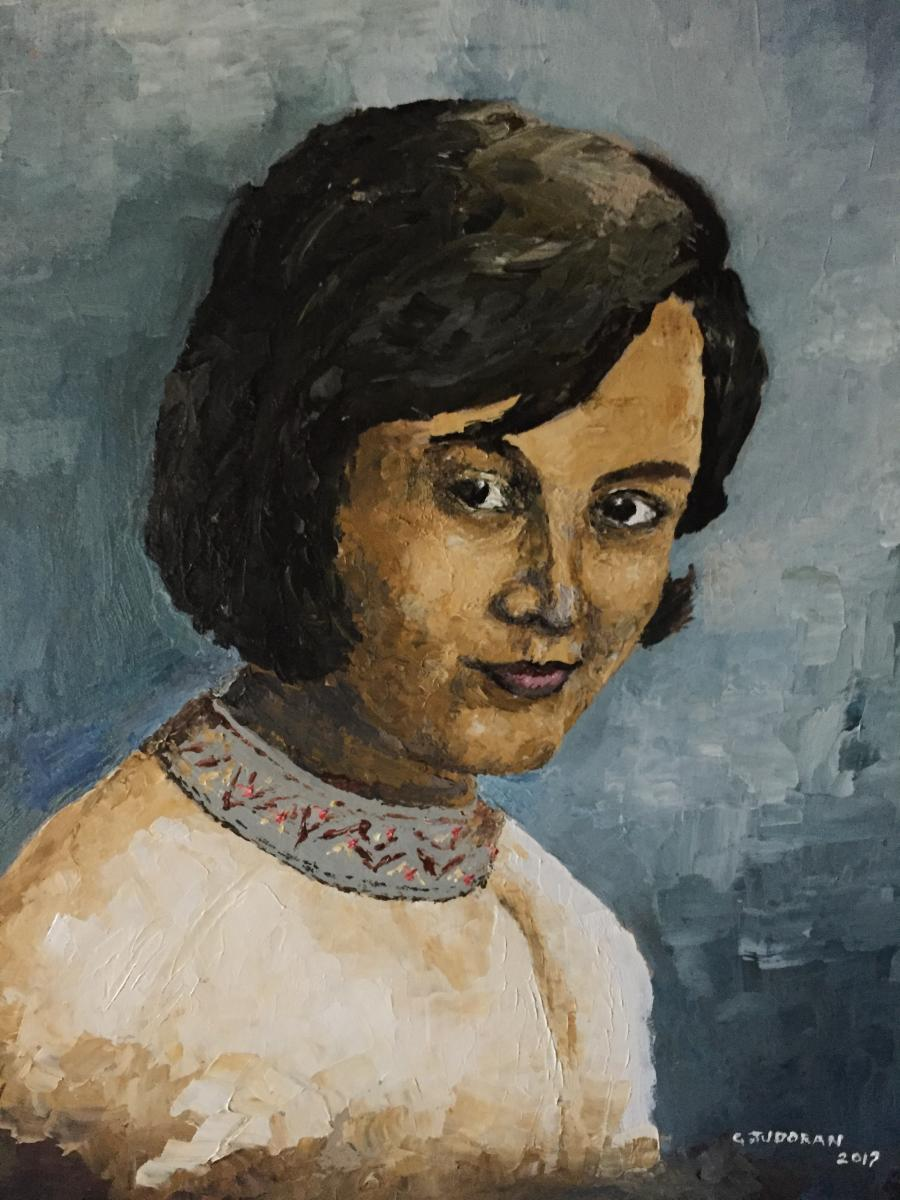 Picturi cu potrete/nuduri Portret_