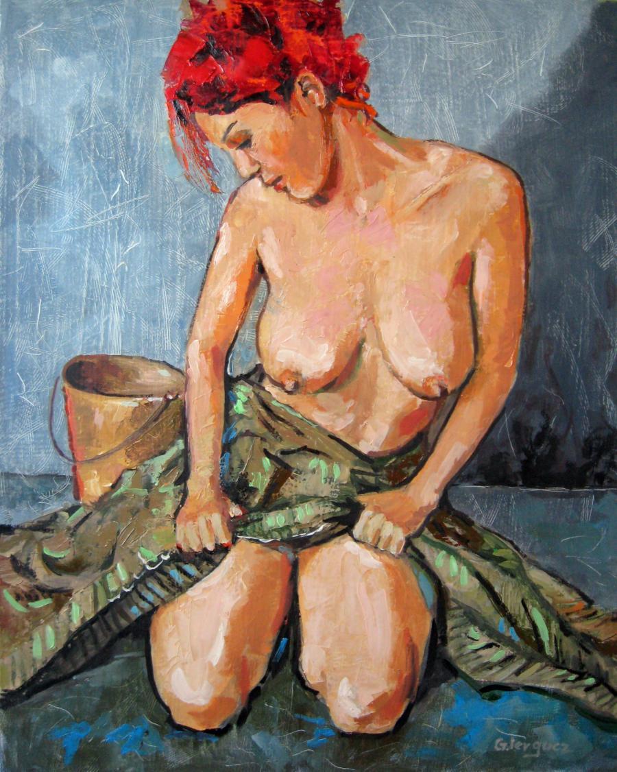 Picturi cu potrete/nuduri Cenusareasa
