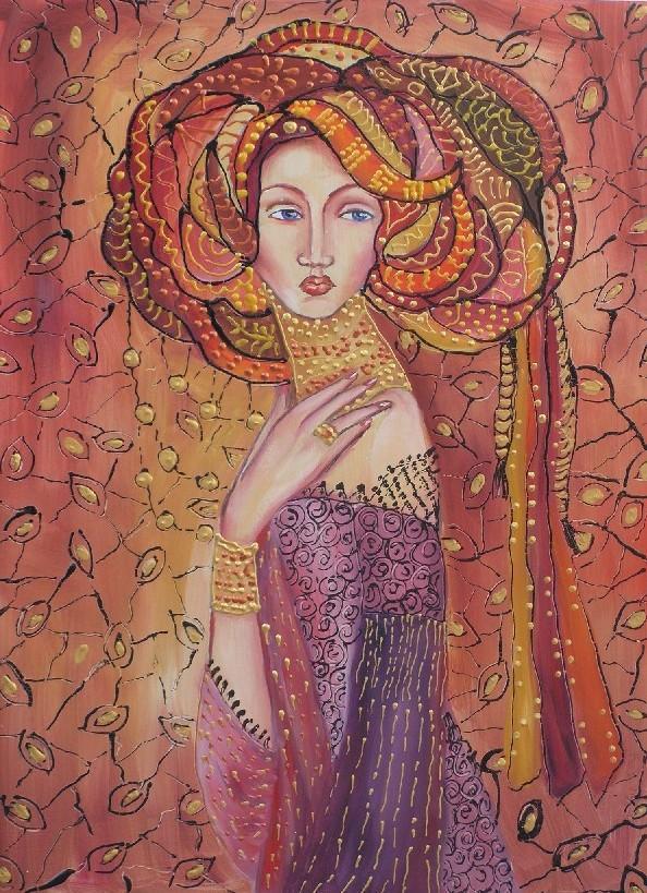 Picturi cu potrete/nuduri Nudhar