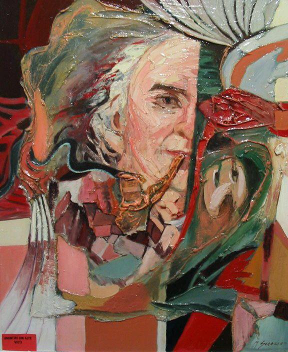 Picturi cu potrete/nuduri s-au spulberat amintirile