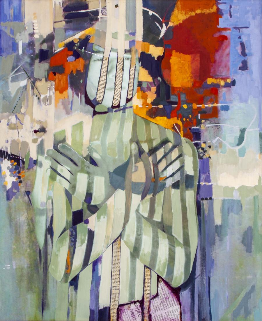 Picturi cu potrete/nuduri Michel 3