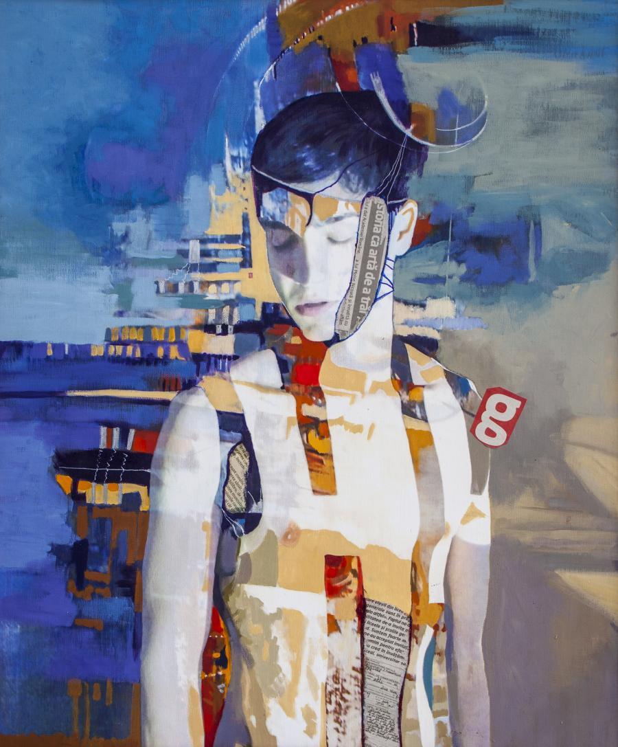 Picturi cu potrete/nuduri Michel 4