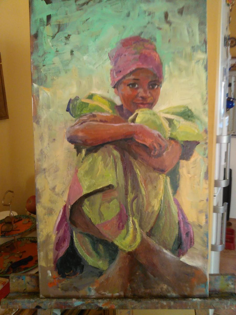 Picturi cu potrete/nuduri Cromatic