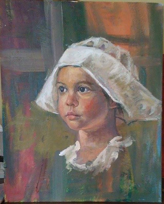 Picturi cu potrete/nuduri Cumintica