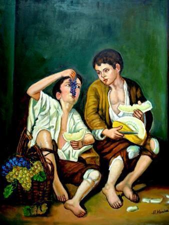 Picturi cu potrete/nuduri Vagabonzii02