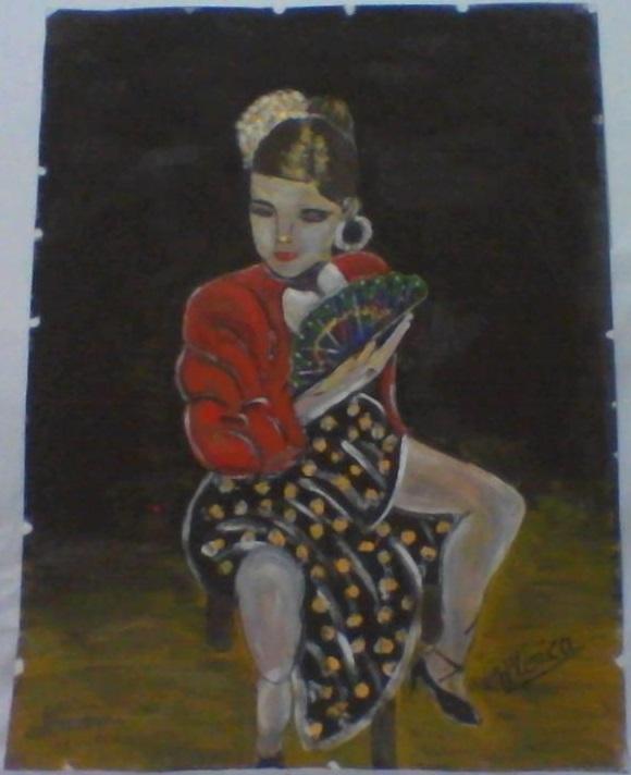 Picturi cu potrete/nuduri spanioloaica