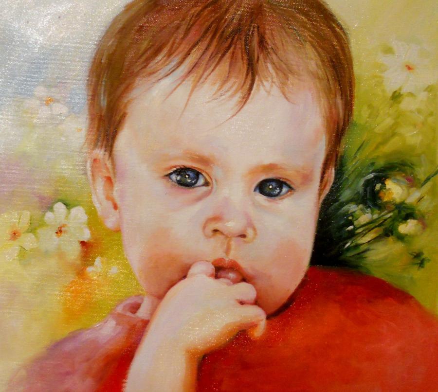 Picturi cu potrete/nuduri i think