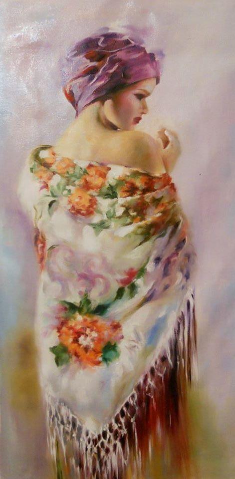 Picturi cu potrete/nuduri Pure