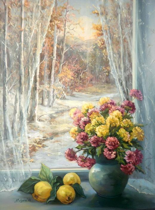 Picturi de iarna APROAPE DE  IARNA 2