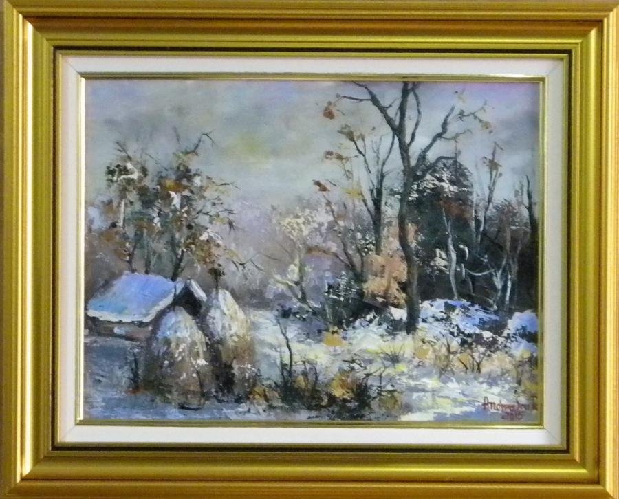 Picturi de iarna DIN ALBUMUL IERNII