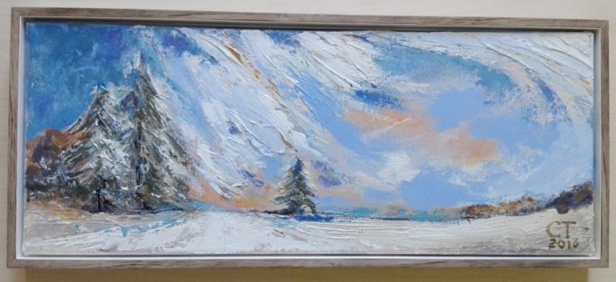 Picturi de iarna De Craciun