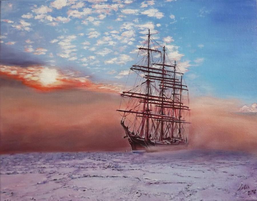 Picturi de iarna Frozen