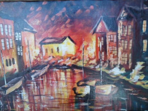 alte Picturi Canal navigabil 2